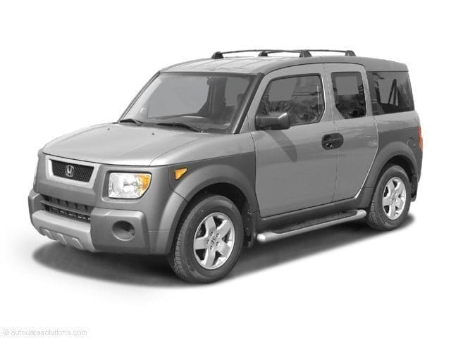 Photo Used 2004 Honda Element EX wSide Airbags for Sale in Clearwater near Tampa, FL