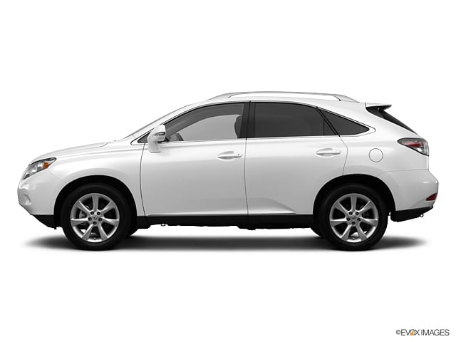 Photo Used 2012 LEXUS RX 350 Base A6 for sale in Rockville, MD