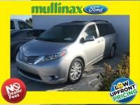 Used 2017 Toyota Sienna Limited Premium 7 Passenger Van Passenger Van V-6 cyl in Kissimmee, FL