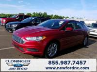 Used 2017 Ford Fusion For Sale Hickory, NC   Gastonia   STK349137