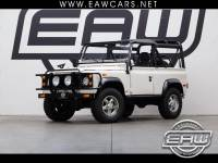1994 Land Rover Defender 90 2dr Convertible