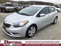 2016 Kia Forte LX FWD Hatchback For Sale in Madison, WI