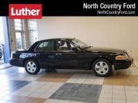 2011 Ford Crown Victoria LX Sedan 8 Cyl.