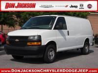 Used 2018 Chevrolet Express 2500 Work Van Van Cargo Van Rear-wheel Drive Near Atlanta, GA