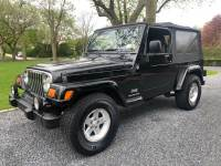 2006 Jeep Wrangler Unlimited LJ Unlimited