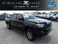 Pre Owned 2018 Toyota Tacoma SR5 Double Cab 5' Bed V6 4x2 AT (GS) VIN5TFAZ5CN7JX059537 Stock Number9554101