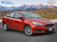 Pre-Owned 2018 Ford Focus SE FWD 4dr Car