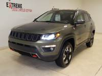 2017 Jeep New Compass Trailhawk 4x4 SUV 4x4 For Sale | Jackson, MI