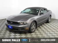 Pre-Owned 2010 Ford Mustang Convertible for Sale in Sioux Falls near Brookings
