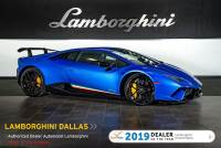 Used 2018 Lamborghini Huracan Performante For Sale Richardson,TX | Stock# L1181 VIN: ZHWUD4ZF8JLA09415