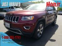 2016 Jeep Grand Cherokee Limited w/ Moon Roof