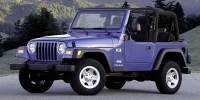 Pre-Owned 2005 Jeep Wrangler 2dr X