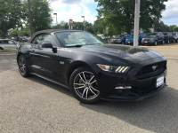 Certified 2016 Ford Mustang GT Premium Convertible V-8 cyl in Richmond, VA