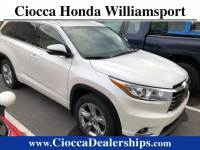 Used 2015 Toyota Highlander Limited V6 For Sale in Allentown, PA