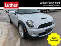 2010 MINI Cooper S Base Hatchback I-4 cyl
