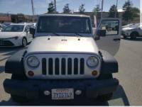 2010 Jeep Wrangler Unlimited Sport SUV 4WD For Sale at Bay Area Used Car Dealer near SF