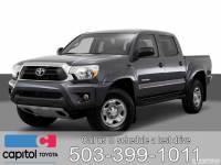Used 2015 Toyota Tacoma For Sale Salem, OR