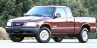 Pre-Owned 1998 Isuzu Hombre Spacecab XS Auto 4WD