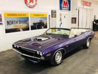 1970 Dodge Challenger -HEMI 426 CONVERTIBLE PRISTINE TRIBUTE-SEE VIDEO