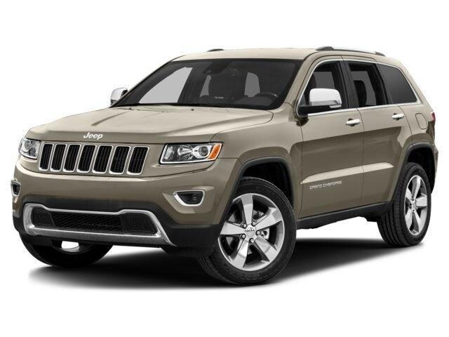 Photo Used 2016 Jeep Grand Cherokee Limited SUV CT in Hartford CT