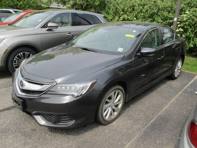 Photo Used 2016 Acura ILX 2.4L For Sale in Monroe OH
