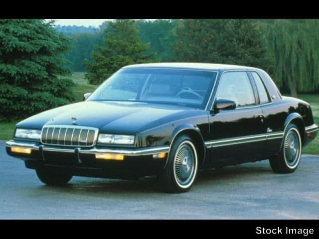 Photo Used 1992 Buick Riviera Base Coupe Front-wheel Drive in Cockeysville, MD