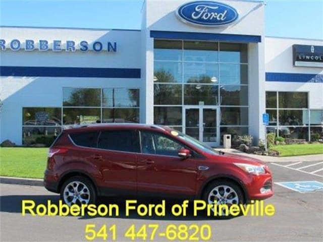Photo Used 2016 Ford Escape Titanium 4x4 For Sale Bend, OR