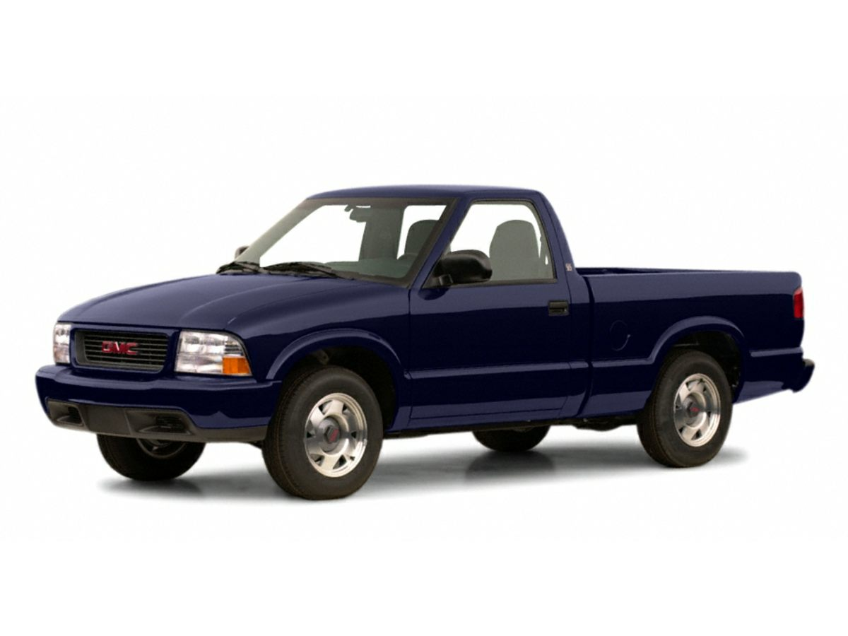 Photo Used 2001 GMC Sonoma SLS Truck For Sale Findlay, OH