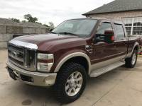 2008 Ford F-250 SD LARIAT CREW CAB 4 WD KING RANCH