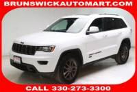 Certified Used 2016 Jeep Grand Cherokee Laredo 4x4 in Brunswick, OH, near Cleveland