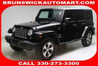 Certified Used 2016 Jeep Wrangler JK Unlimited Sahara 4x4 in Brunswick, OH, near Cleveland