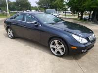 Pre-Owned 2006 Mercedes-Benz CLS 500 Rear Wheel Drive Coupe
