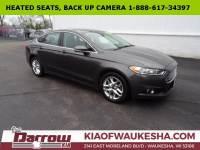 2015 Ford Fusion SE Sedan For Sale in Madison, WI