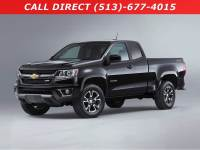 2015 Chevrolet Colorado 4WD Z71 Crew Cab Pickup