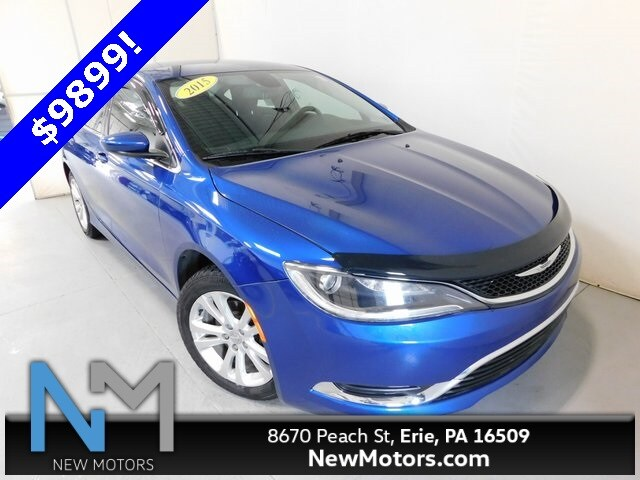 Photo 2015 Chrysler 200 Limited in Erie, PA
