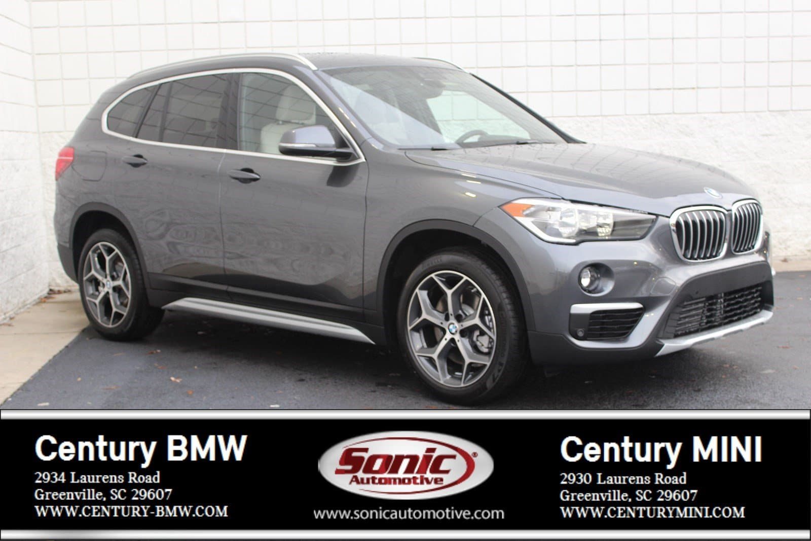 Photo Pre-Owned 2019 BMW X1 sDrive28i SUV in Greenville, SC