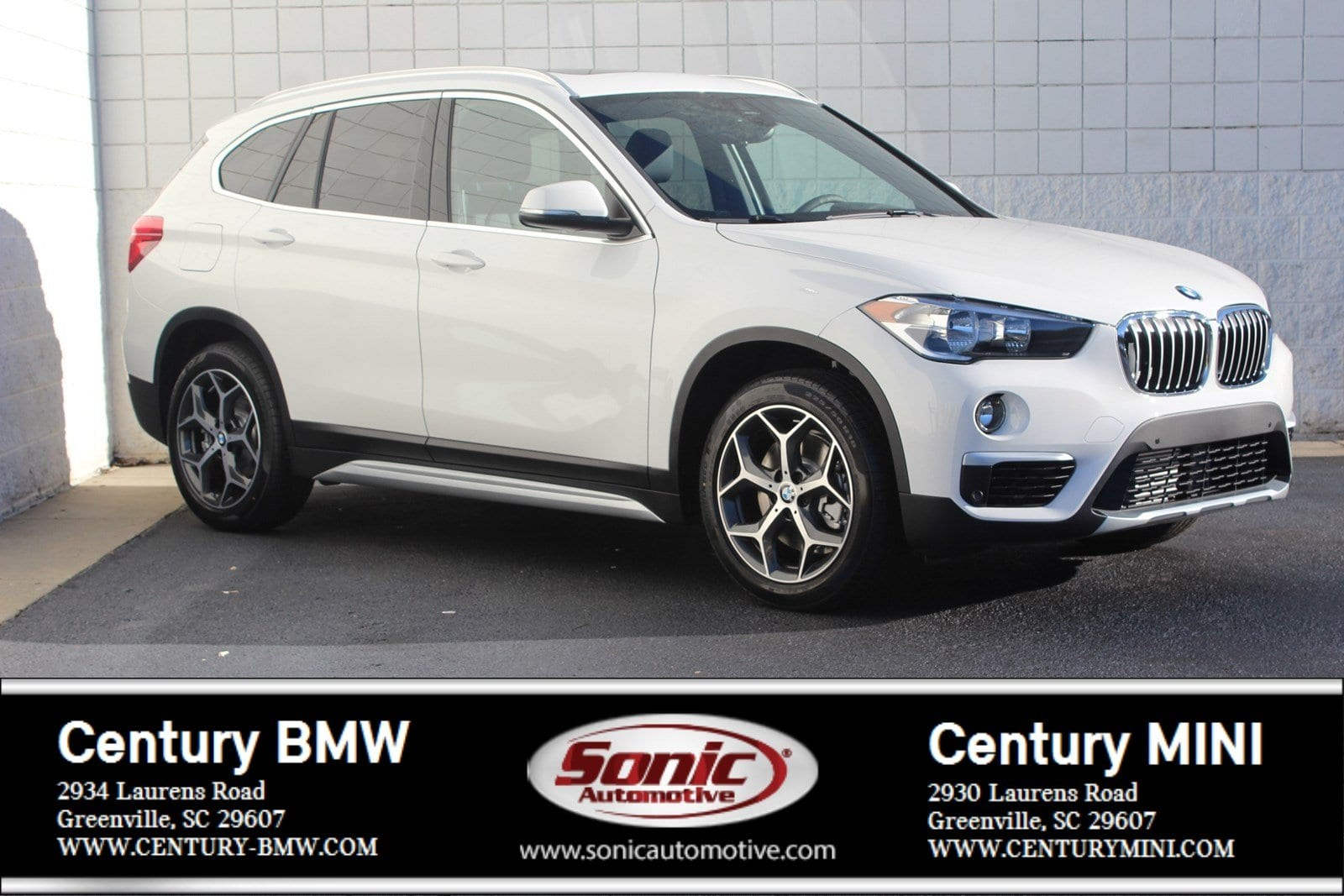 Photo Pre-Owned 2019 BMW X1 xDrive28i SUV in Greenville, SC