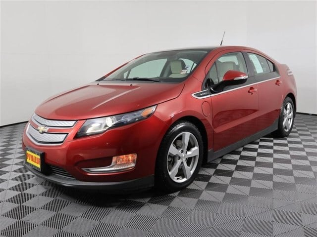 Photo 2012 Chevrolet Volt FWD for sale near Seattle, WA
