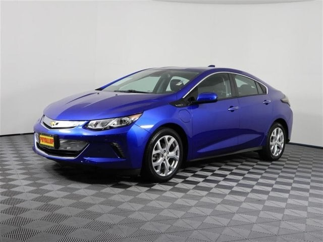 Photo 2017 Chevrolet Volt Premier for sale near Seattle, WA