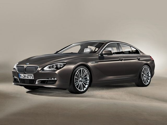 Photo 2014 BMW 6 Series 640i xDrive Gran Coupe Sedan for sale in Schaumburg, IL