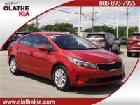 Used 2017 KIA Forte S For Sale in Olathe, KS near Kansas City, MO