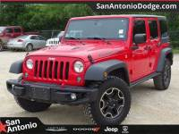 Used 2016 Jeep Wrangler Unlimited 4WD 4dr Rubicon Hard Rock SUV