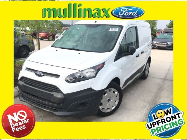 Photo Used 2017 Ford Transit Connect XL W Fixed Rear Glass, Dual Sliding Doors Van I-4 cyl in Kissimmee, FL