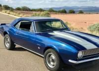 1967 Chevrolet Camaro -GREAT MUSCLE CAR-327-POWER DISC/STEERING-