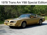 1978 Pontiac Trans Am -SE MODEL-T TOPS-FROM NEW MEXICO- 6.6 400CI-