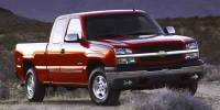 Pre-Owned 2004 Chevrolet Silverado 1500 RWD Extended Cab Pickup