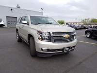 Pre-Owned 2015 Chevrolet Tahoe LTZ Memory settings for 2 drivers SUV