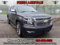 Pre-Owned 2015 Chevrolet Suburban 1500 LTZ Leather seats SUV