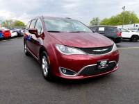 Pre-Owned 2017 Chrysler Pacifica Touring-L Plus Passenger Airbag Minivan
