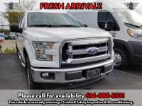 Pre-Owned 2015 Ford F-150 XL Four Wheel Drive Truck